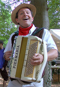 animation accordéon