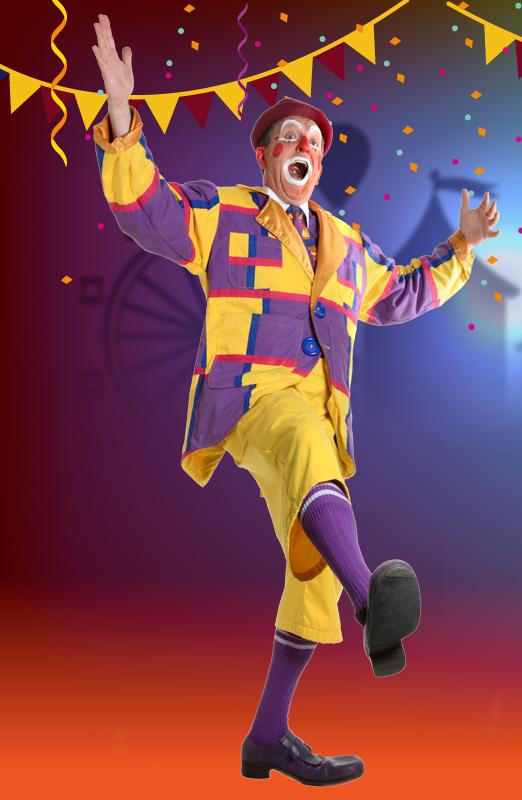 Spectacle de clown à Paris