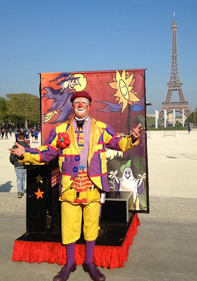 Clown Paris