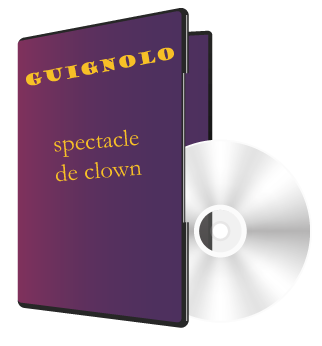 vidéo spectacle de clown