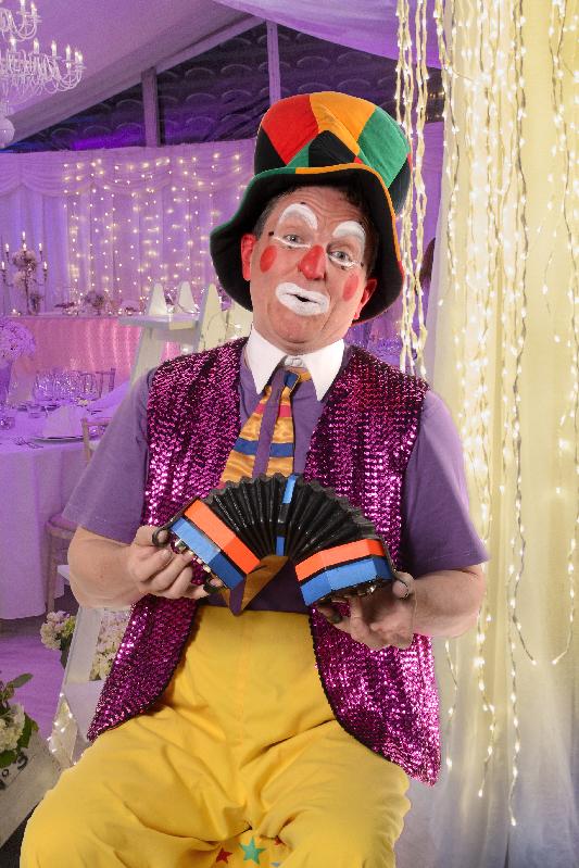 animation clown cérémonie